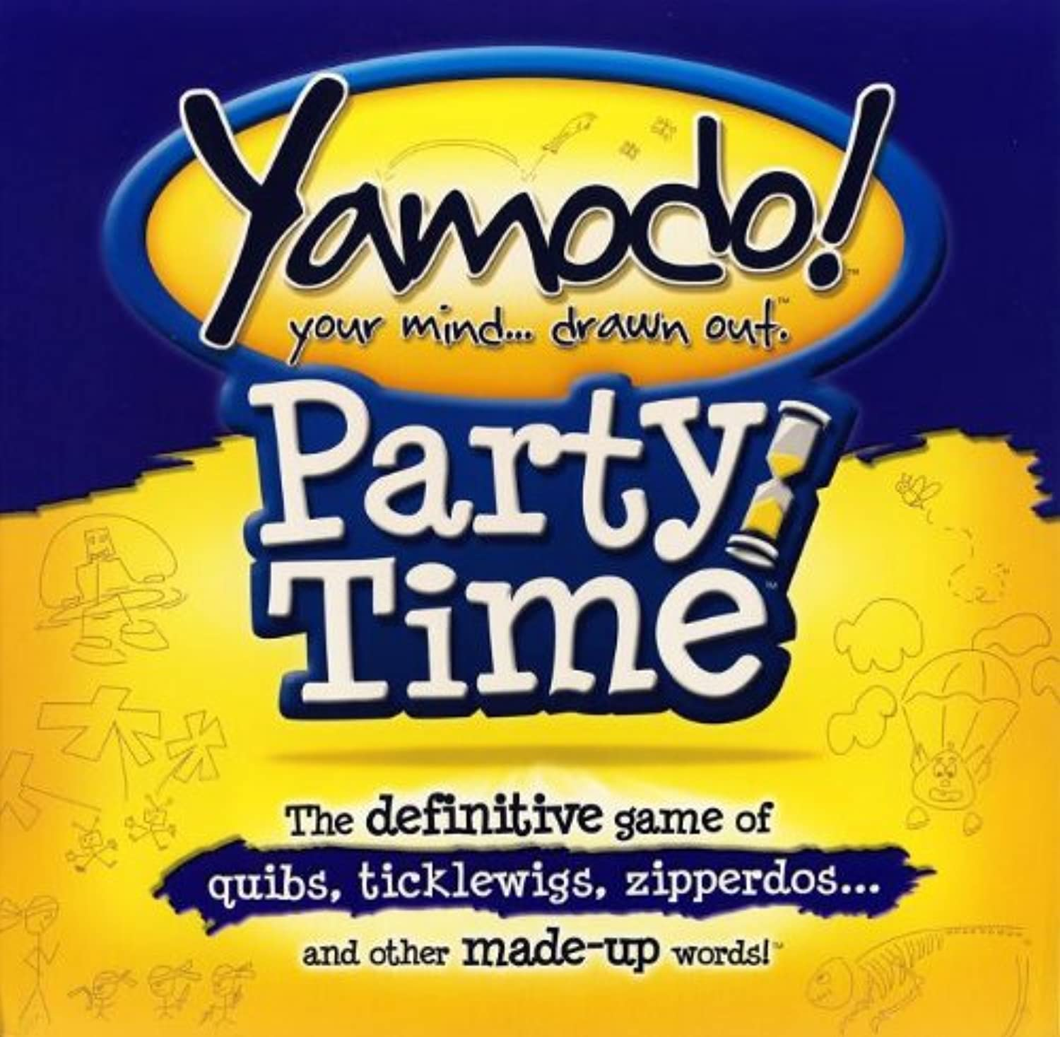 Yamodo Party Time Travel Game