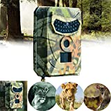 ZGHYBD Outdoor Hunting Camera 12MP Wild Animal Detector Trai