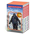 Box Set #6-1 Choose Your Own Adventure Books 1-6:: Box Set Containing: The Abominable Snowman, Journey Under the Sea, Space and Beyond, the Lost Jewels of Nabooti, Mystery of the Maya, House of Danger