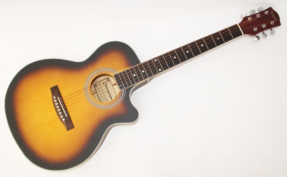 Cherrystone 0754235506102 guitarra acústica con hueco (105,4 cm ...