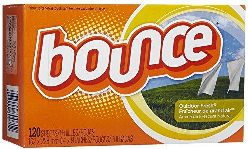 BOUNCE 120 Trocknertücher - OUTDOOR FRESH - aus USA