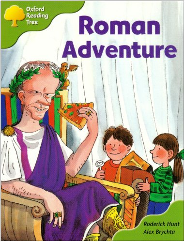 Oxford Reading Tree: Stage 7: More Storybooks A: Roman Adventureの詳細を見る