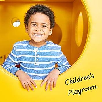 Children's Playroom: Jazz Background Music