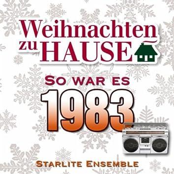 Weihnachten zu Hause: So war es 1983