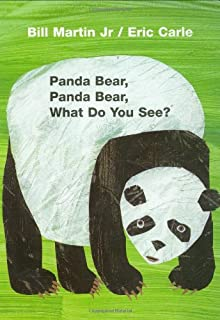 Best panda bear panda bear what do you see animals Reviews