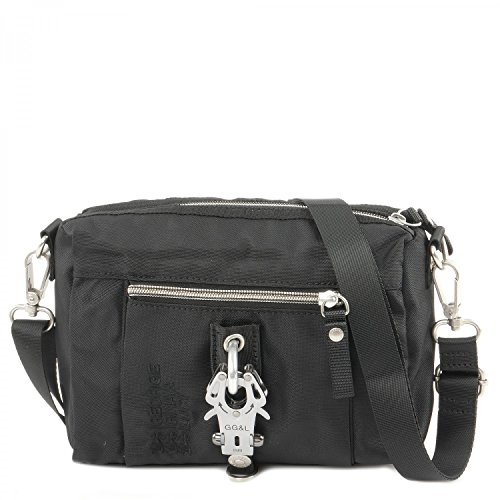 George Gina & Lucy GG&L Tasche THE DROPS stretch limo 979 Schwarz