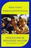 Indicaciones de la pedagogía Waldorf : para niños de 3 a 9 años