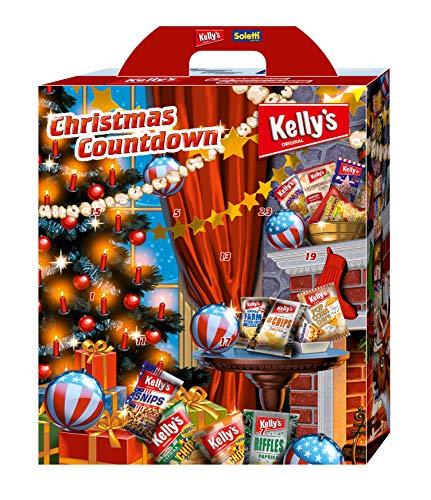 Kelly&Soletti Adventskalender, 693 g