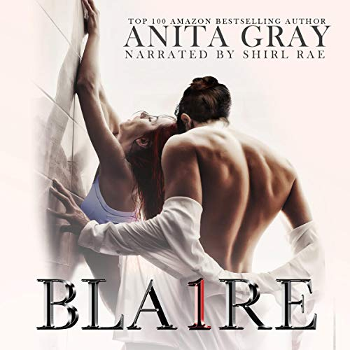 Blaire Audiobook By Anita Gray cover art