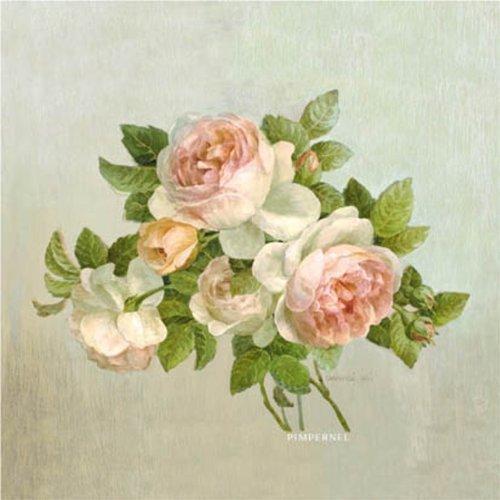 Pimpernel Antique Rose Untersetzer 6 Stück (s)