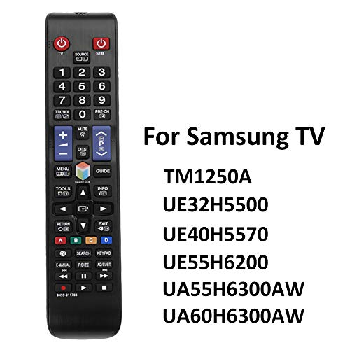 TV afstandsbediening Universele 433 MHz LCD voor Samsung SMART TV BN59-01178B