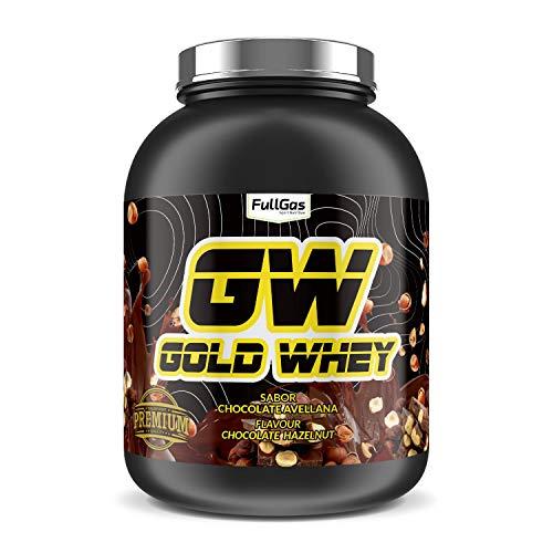 FullGas - GOLD WHEY Chocolate-Avellana 2kg