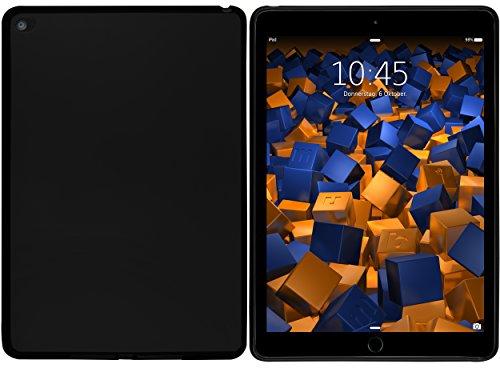 mumbi Hülle kompatibel mit iPad Air 2 2014 Handy Case Schutzhülle, schwarz