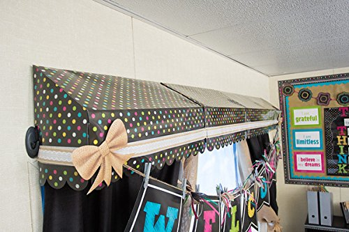 Teacher Created Resources Chalkboard Brights Awning (77184) Photo #2