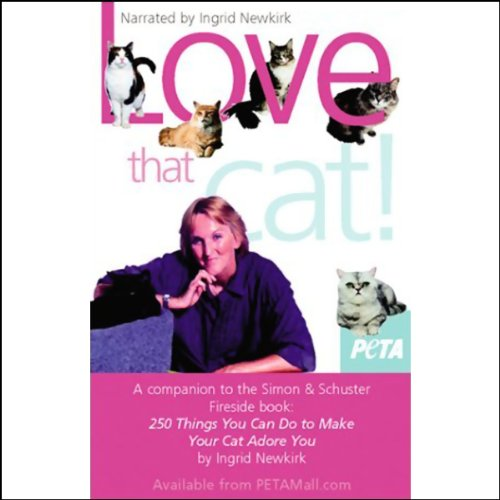 Love that Cat! audiobook cover art