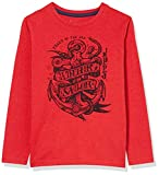 Noppies Kids Jungen B Tee LS Bago T-Shirt, Baked Apple-P790, 110