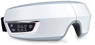 Masajeador de terapia de calor de espalda Masajeador de ojos inalámbrico Protector de ojos Protector de ojos Instrumento para el cuidado de los ojos Masajeador de ojos Protege la presión de la vista,
