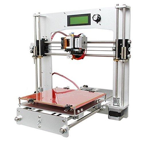 PhilMat Prusa i3 d'aluminium de geeetech 3ème imprimante diy soutien de kit 5 filament