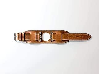 Apple Watch Cuff Band, Leather Cuff Band, iWatch Leather Cuff Band