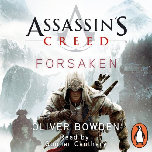 Assassin's Creed: Forsaken audiobook cover art
