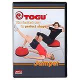 DVD TOGU Jumper Perfect Shape Balancetrainer Trampolinball Fitnesstrainer 60 Min