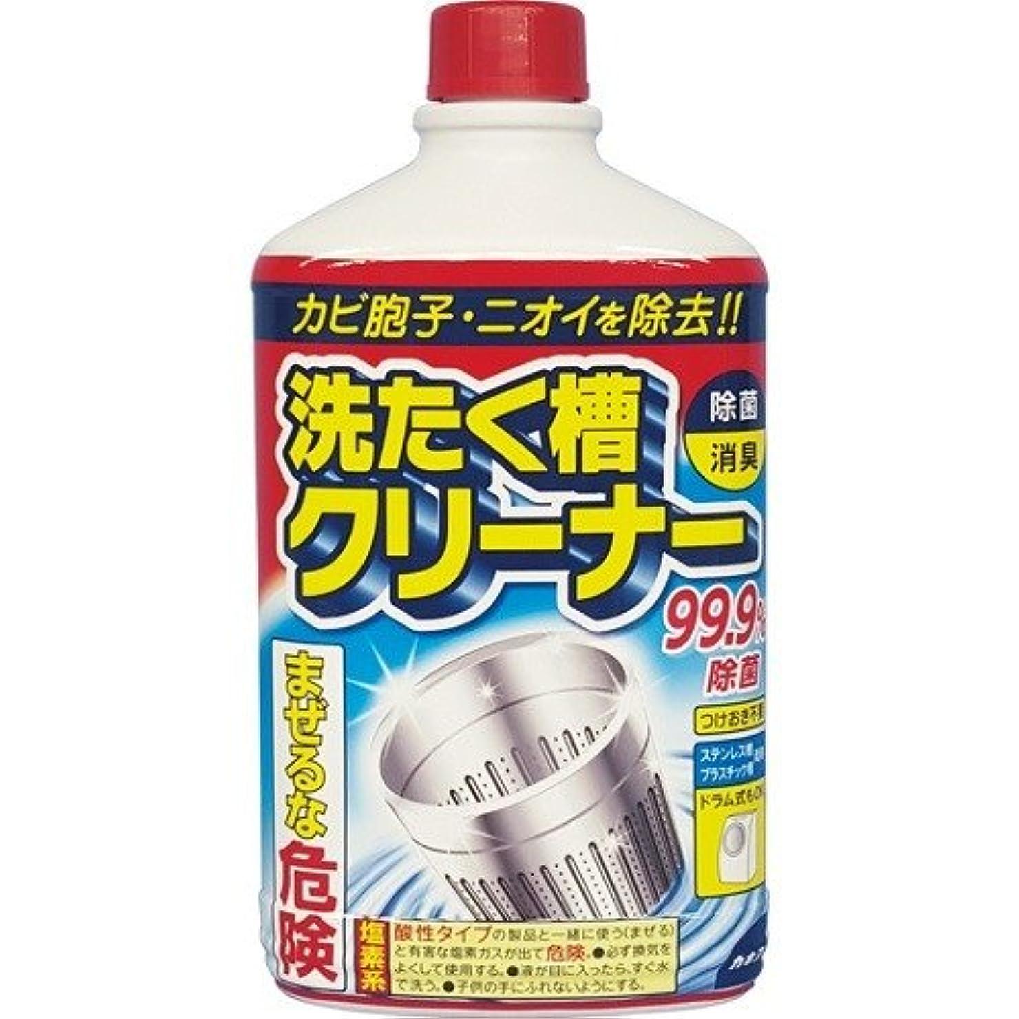 十分に検査ブッシュ洗たく槽クリ-ナ- 550g