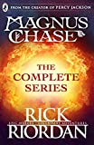 Magnus Chase: The Complete Series (Books 1, 2, 3) (English Edition)