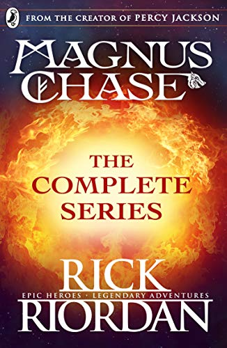 Magnus Chase: The Complete Series Books 1