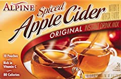 A DELIGHTFUL BLEND: Our cider is made with a unique and savory blend that is sure to please with every sip FULL OF FLAVOR: A refreshing combination of cinnamon and apple flavors EASY TO INDULGE IN: Not only delicious, but also rich in Vitamin C and n...