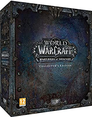 World of Warcraft: Warlords of Draenor - Collector's Edition (PC/Mac)