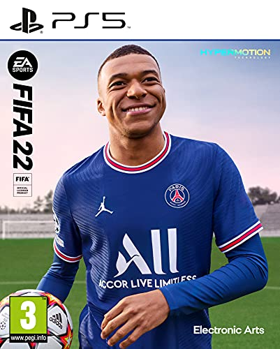 FIFA 22 Standard Plus - PlayStation 5 [Esclusiva Amazon.it]