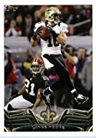 2013 Topps NFL Football Card # 394 Lance Moore New Orleans Saints