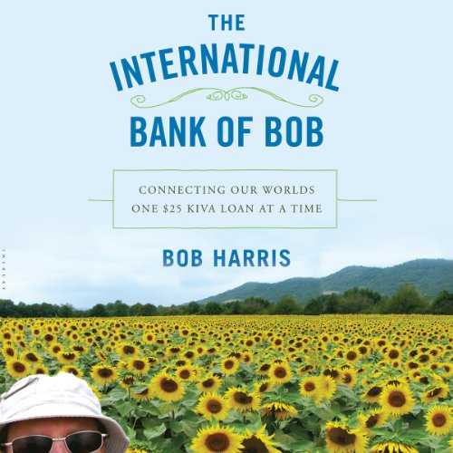 The International Bank of Bob audiobook cover art