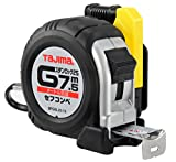 タジマ(Tajima) コンベックス ステンレステープ7.5m×25mm セフコンベ SFGSL25-75BL