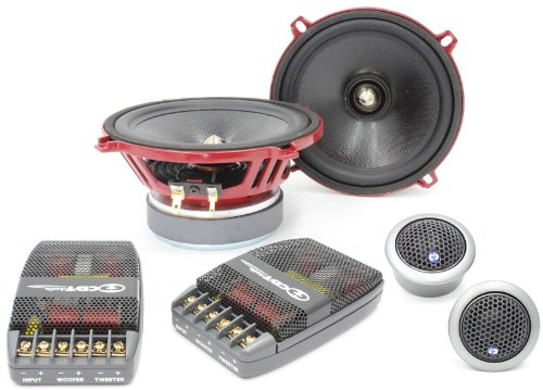 Why Choose CL-E51 CDT Audio 5.25 Component Speaker System