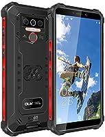 OUKITEL WP5 Pro Outdoor Smartphone-Android 10 4G Dual SIM Robuuste Waterdichte Telefoon IP68, Helio A25, 5,5 inch...