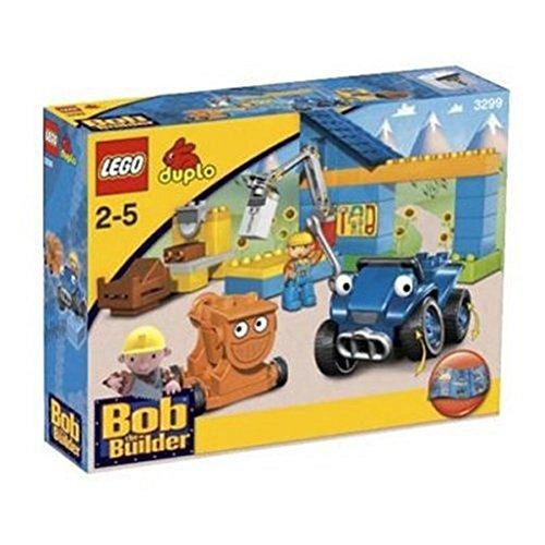 LEGO Duplo Bob der Baumeister 3299 - Sprinti und Mixi in Bobs Werkstatt