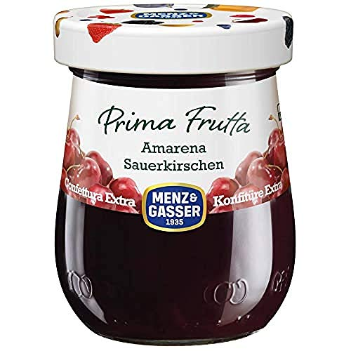 Menz&Gasser Confettura Extra di Amarene Prima Frutta -...