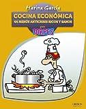Cocina economica. 44 menus anticrisis, ricos y sanos (Torpes / Dummies) (Spanish Edition) by Marina Garcia (2012) Paperback