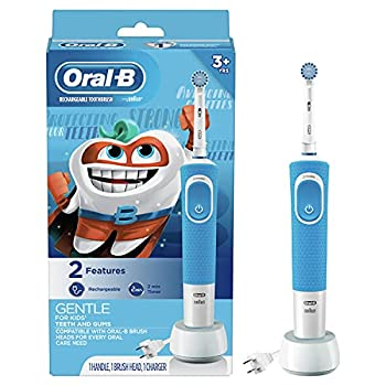electric toothbrush kids rechargeable