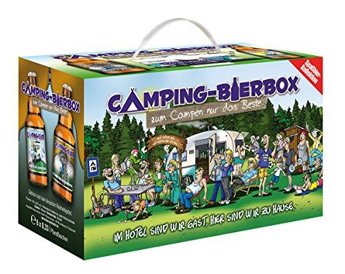Camping Bier-Box