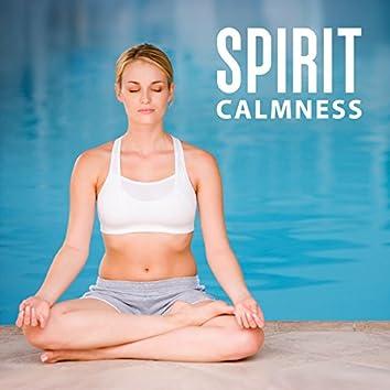 Spirit Calmness – Meditation & Yoga with Healing Sounds