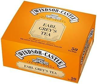 """Windsor-Castle Earl Grey""""s Tea, Beutel mit Umhüllung, 50er, 100 g"""