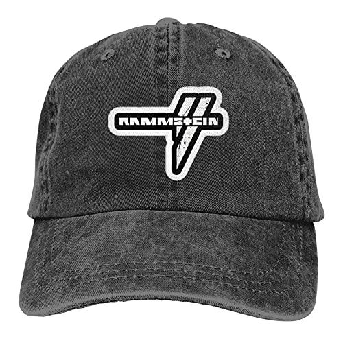Ram_Mstein - Gorra de béisbol clásica de mezclilla personalizada, para papá, regalo de cumpleaños personalizado