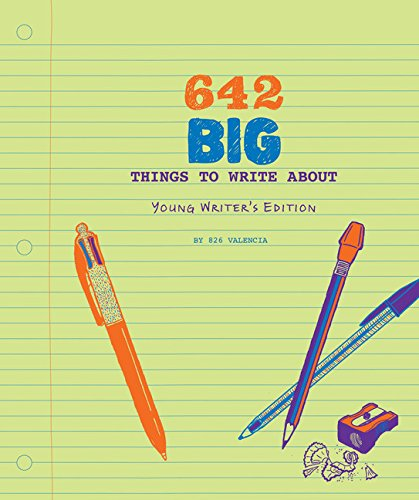 Product Image of the 642 Big Things to Write About