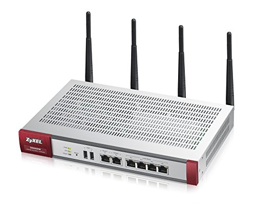 BOSS Audio Systems ZyXEL ZyWALL USG60W-NB Dual-WAN 802.11n Network Security SSL and IPSec VPN Firewall (USG60W-NB Hardware Only)