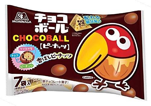 森永製菓 チョコボール<ピーナッツ>プチパック 79g×12袋