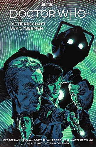 Doctor Who - Die Herrschaft der Cybermen [Kindle-Edition]