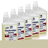 5x Dr. Becher Fensterreiniger Konzentrat 1 Liter