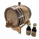 Deep South Barrels American White Oak Barrel Whiskey Kit